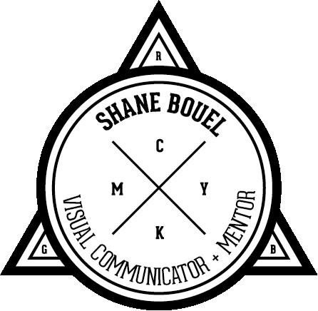 Shane Bouel | Creative Design - Adobe software & WordPress training